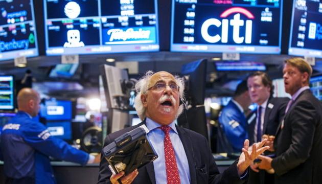 Фондовий ринок США закрився найбільшим обвалом за останні 33 роки