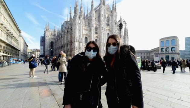 В Італії знизилися темпи поширення коронавірусу