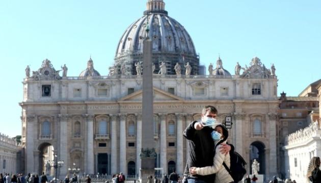 У Ватикані та ще двох країнах підтвердили перші випадки коронавірусу