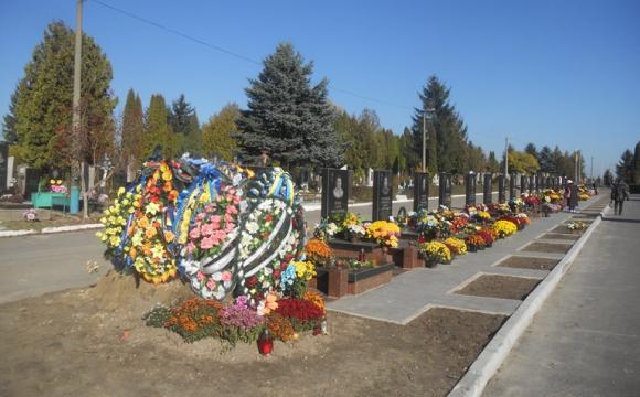 У Луцьку затвердили положення про Алею почесних поховань
