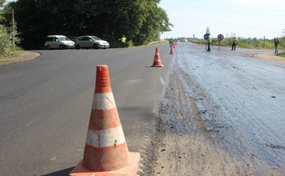 На Волині ремонтуватимуть дорогу за понад 15 мільйонів
