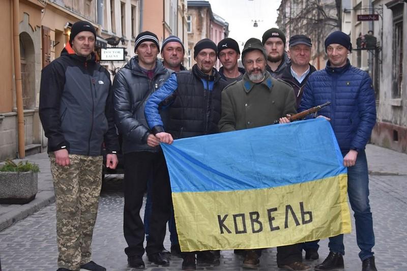 Атовці з Волині побували на реабілітації у Львові