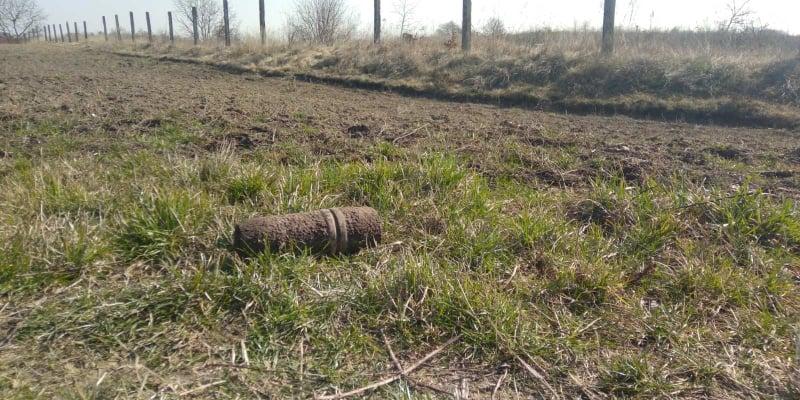 Сапери ДСНС поблизу Луцька вилучили та знищили три боєприпаси часів Другої Світової війни