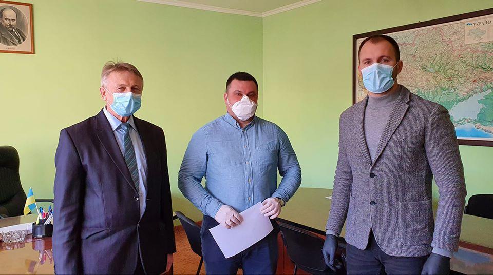 На Волині представили нового в.о. керівника Волинського Регіонального офісу водних ресурсів