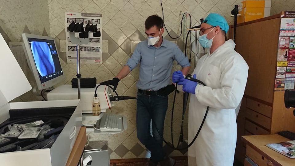 Лікарня на Волині отримала медичне обладнання за понад два мільйони