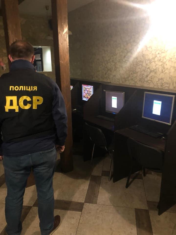 У Луцьку викрили підпільне казино