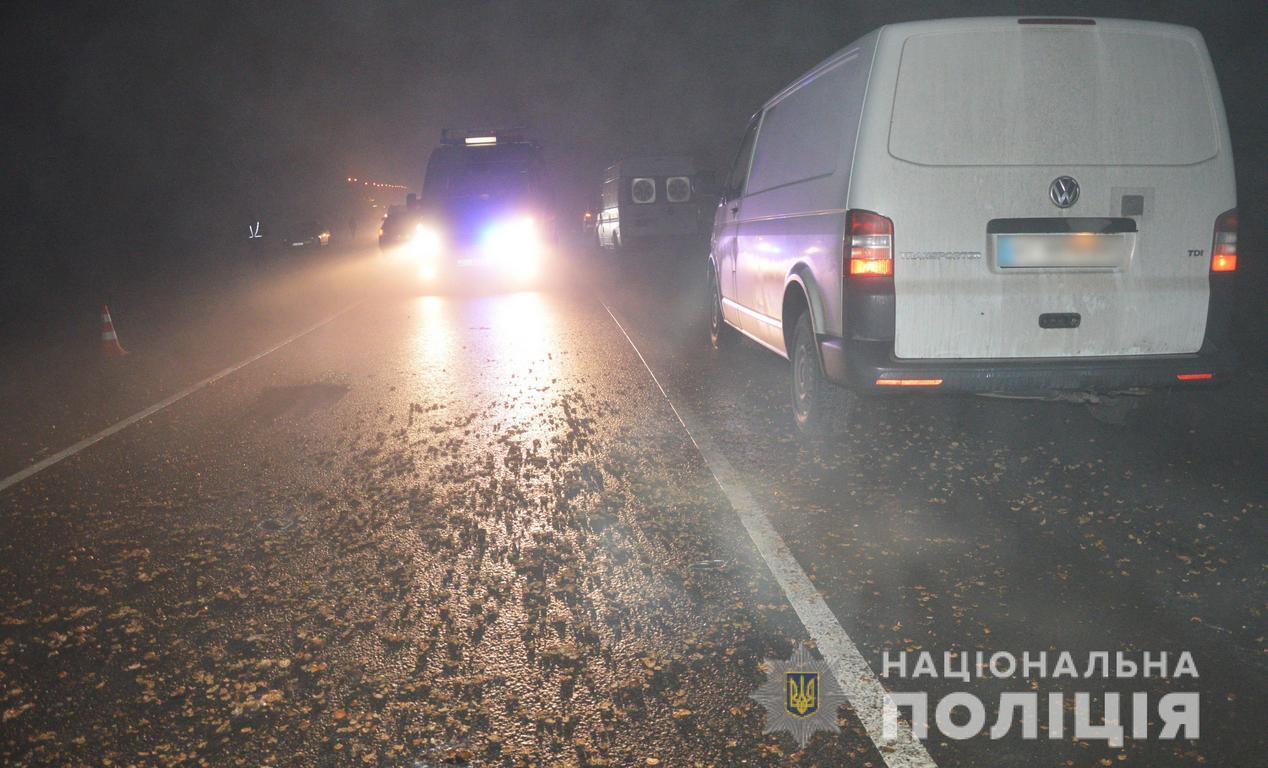 Летальна ДТП у Луцькому районі: «Volkswagen» збив пенсіонерку