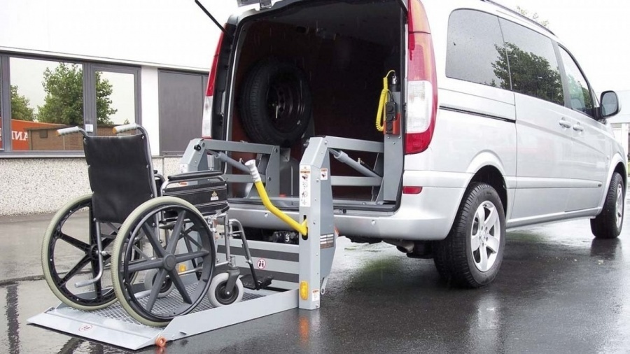 Для Волинської обласної спортшколи інвалідів закуповують мікроавтобус