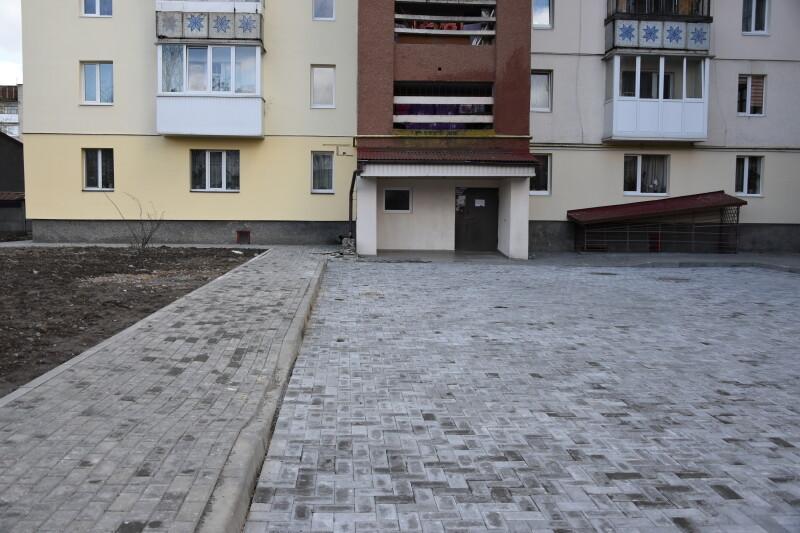 У Луцьку ремонтуватимуть двори за 8 мільйонів