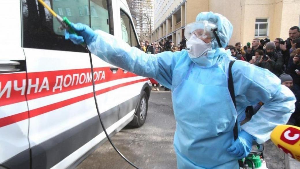 В Україні зафіксували ще два випадки коронавірусу