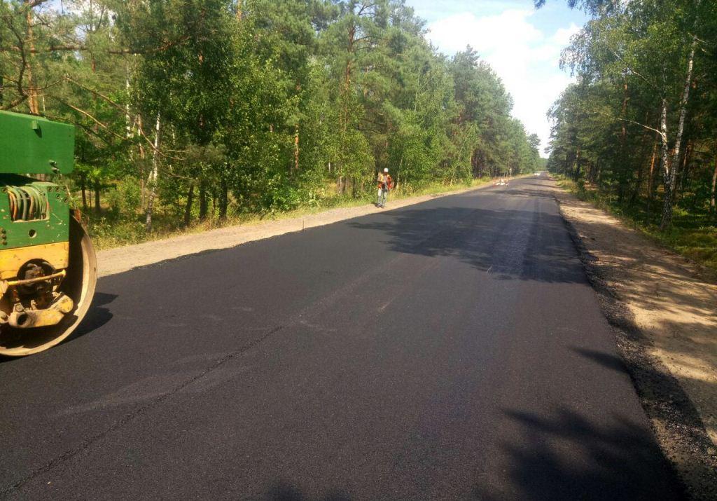 На Волині ремонтуватимуть дорогу за понад 5 мільйонів