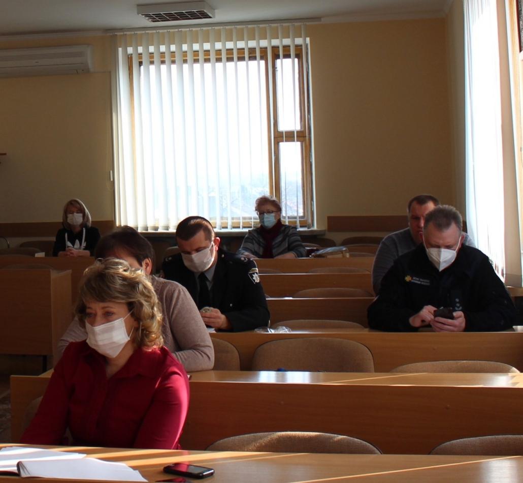 У Нововолинську стверджують, що ситуація з поширенням коронавірусу у місті під контролем