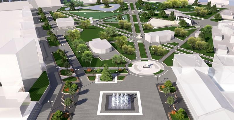 Ковельчан запрошують до обговорення плану реконструкції парку