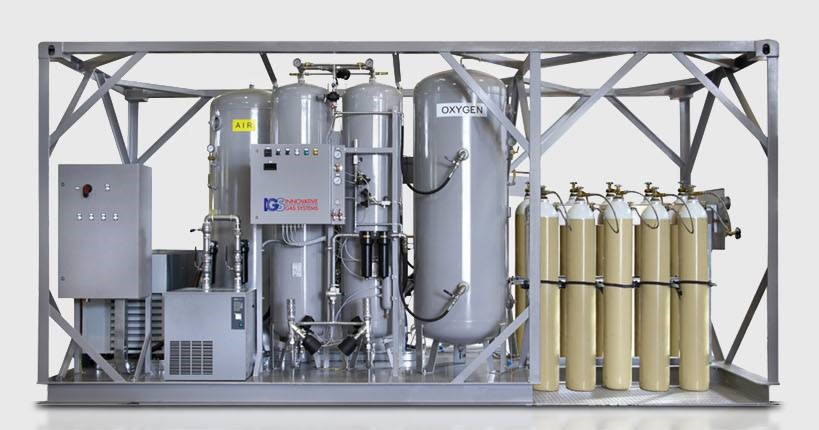 Для Володимир-Волинського ТМО закуповують кисневий генератор