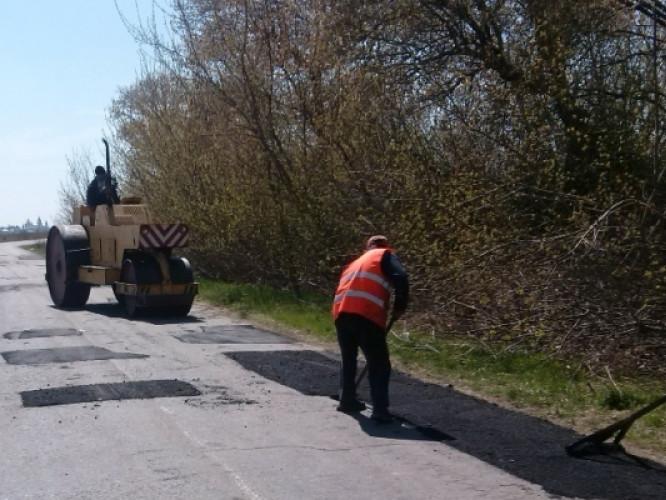 Поточний ремонт дороги на Волині коштуватиме понад 5,5 мільйона