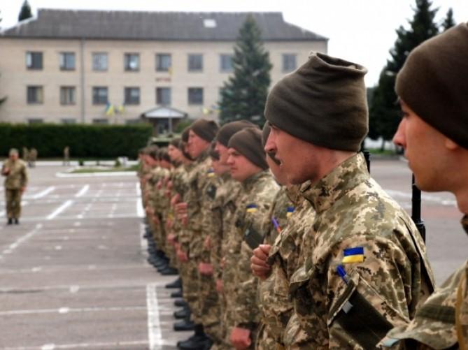 На Волині розпочинають призов на строкову військову службу