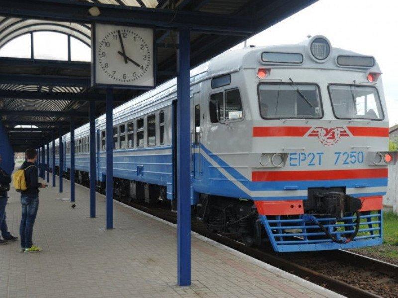 Завтра не курсуватиме потяг Ковель-Червоноград
