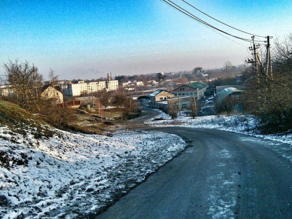 На поточний ремонт вулиці в селі поблизу Луцька витратять понад мільйон