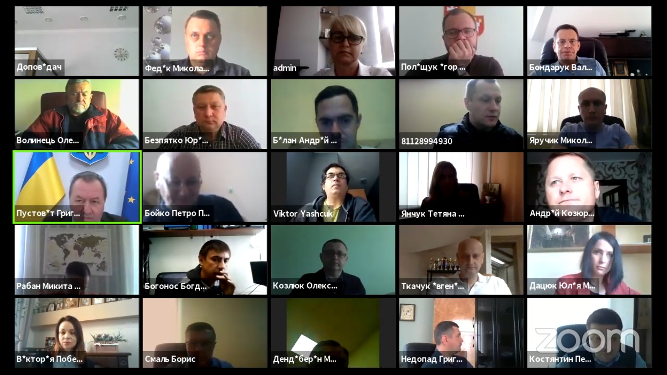 Депутати Луцькради звертаються до центральної влади щодо обміління Стиру