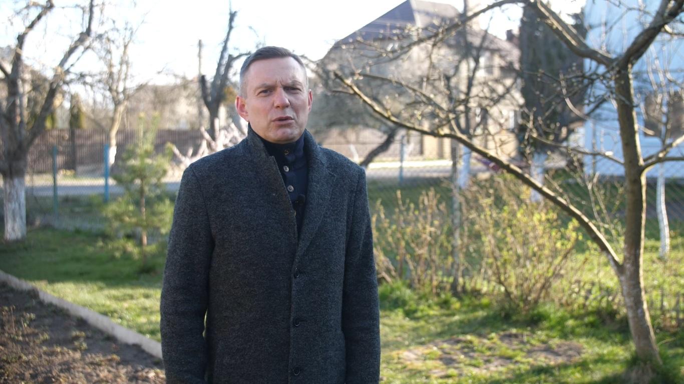Дмитро Глазунов звернувся до Палиці щодо проблем сфери охорони здоров'я