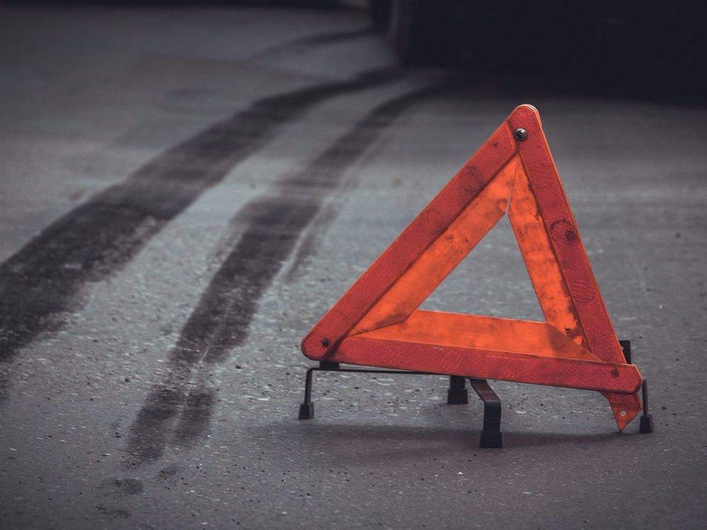 У ДТП на Волині постраждав мотоцикліст