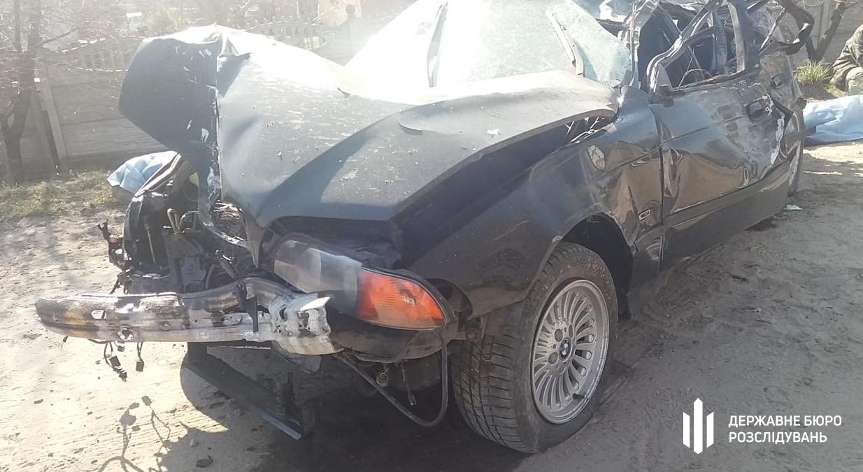 ДБР розслідує обставини смертельної ДТП на Волині