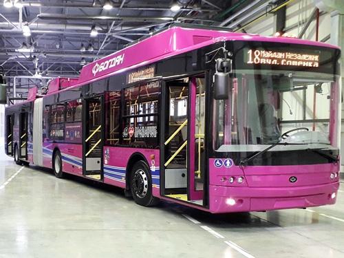 Луцьк може отримати нові тролейбуси вже у вересні