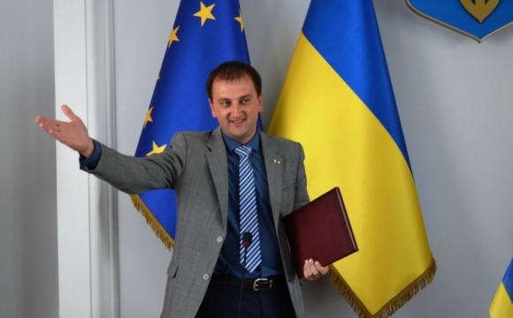 Президент звільнив голову Луцької РДА