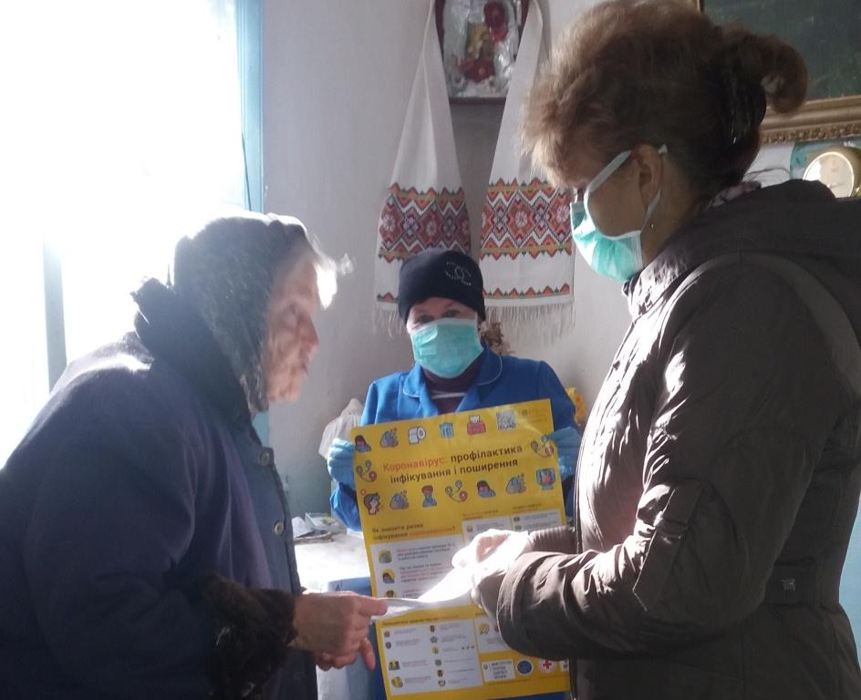 На Волині на час карантину організували доставку харчів та медикаментів