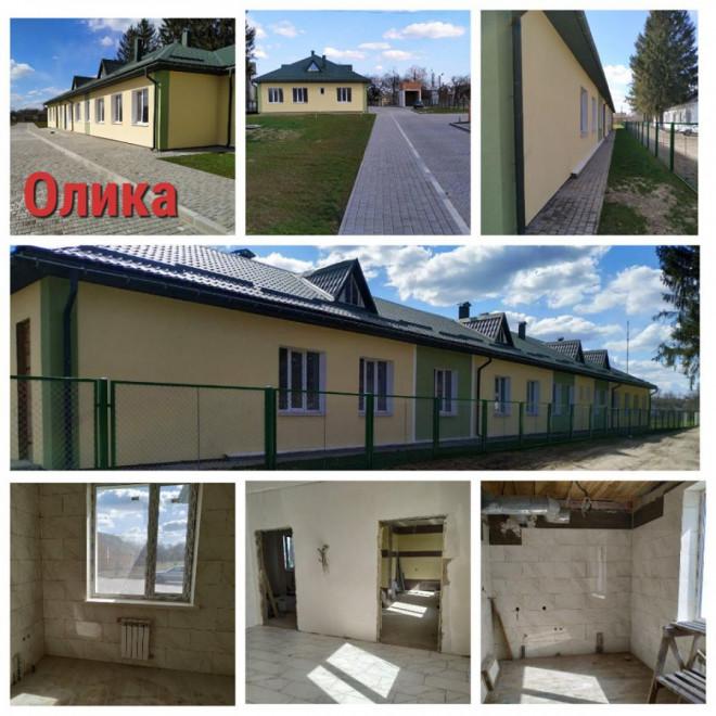 На Ківерцівщині триває будівництво двох амбулаторій за кошти субпроекту Світового банку