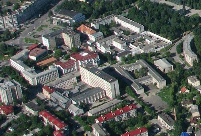 СНУ здійснюватиме ремонт навчальних корпусів у Луцьку