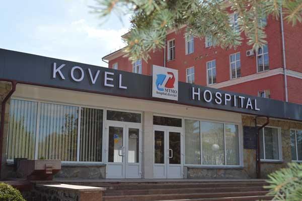 На Волині лікарі врятували життя важко травмованому чоловіку