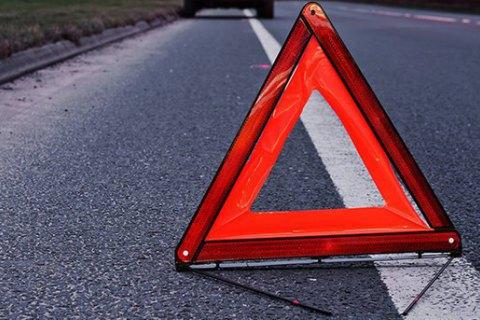 На Волині автомобіль зіткнувся з мотоциклом, є постраждалі