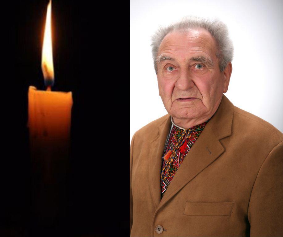 Помер заслужений працівник культури, засновник хорової капели з Волині
