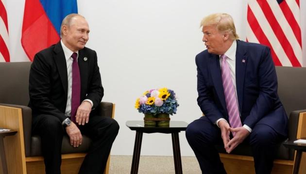 Трамп знову говорив з Путіним про нафту та коронавірус