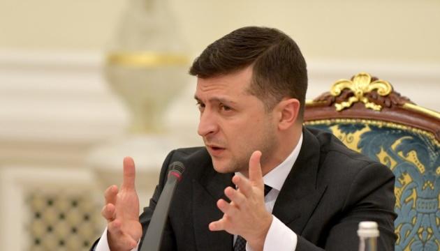 Зеленський заявив, що підписаний у Мінську протокол не легітимізує ОРДЛО