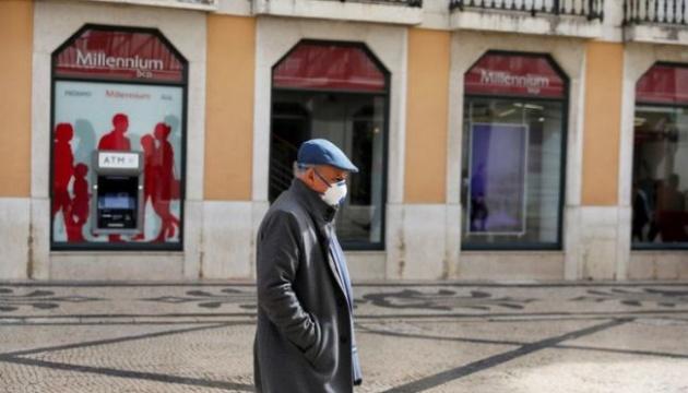 Надзвичайний стан у Португалії закінчиться 3 травня