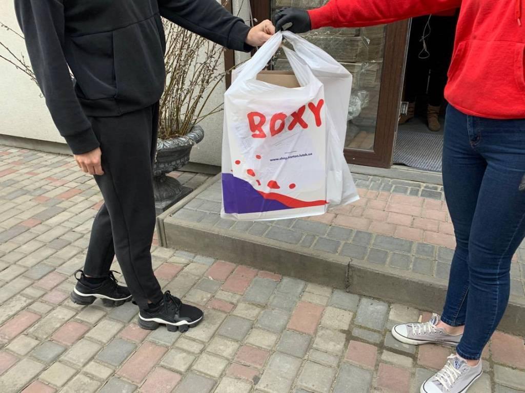 Тим, для кого важливе упакування продукції: під час карантину «BOXY» працює онлайн*