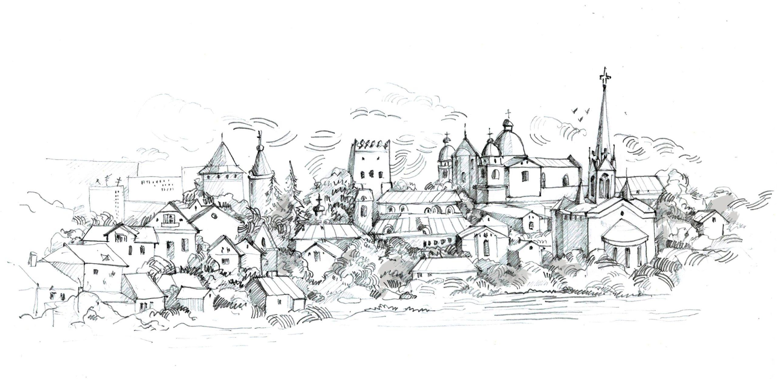 Завершився перший тур конкурсу на кращу концепцію розвитку території, прилеглої до Луцького замку