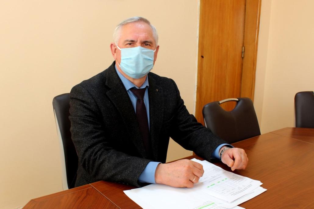 У Нововолинську передали медикам засоби для протидії коронавірусу на понад 700 тисяч гривень