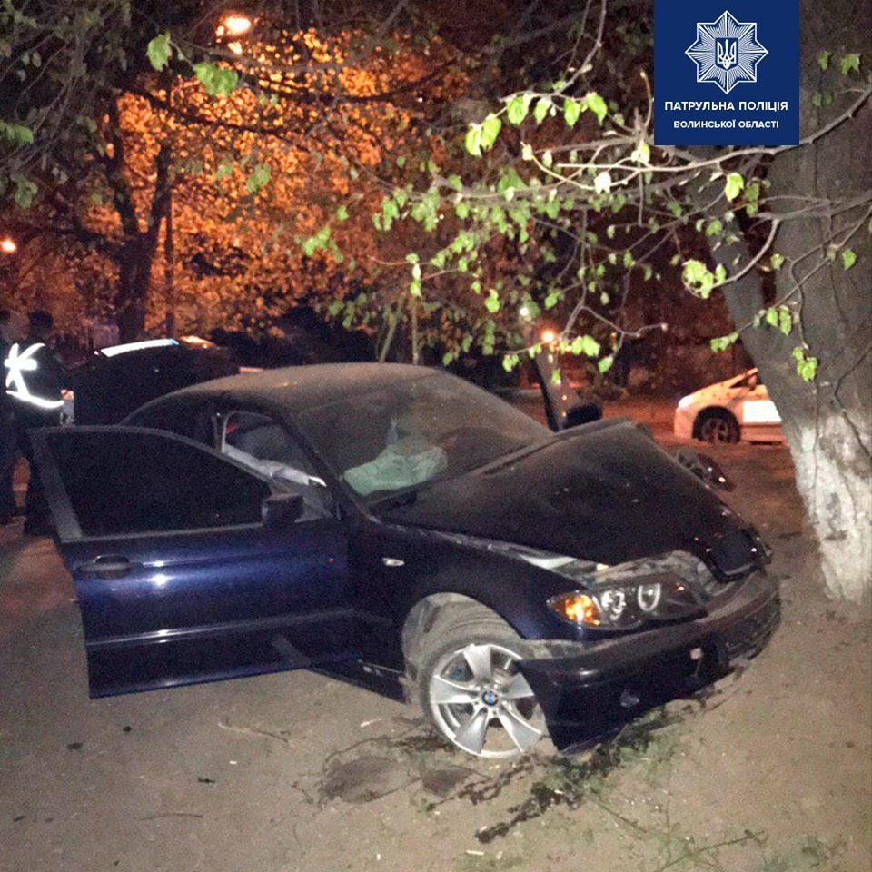 У Луцьку виявили дев'ятьох нетверезих водіїв