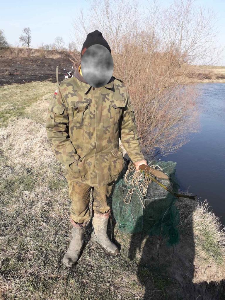 На Волині зафіксували низку грубих порушень правил рибальства