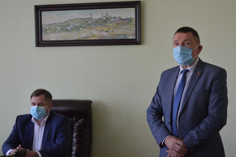 Валентина Вітра офіційно представили як нового керівника Ковельського МТМО