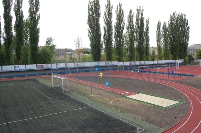 Депутати Луцькради засідатимуть на стадіоні