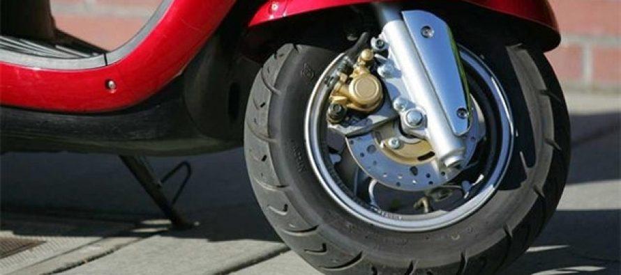 У Нововолинську викрили крадія скутера