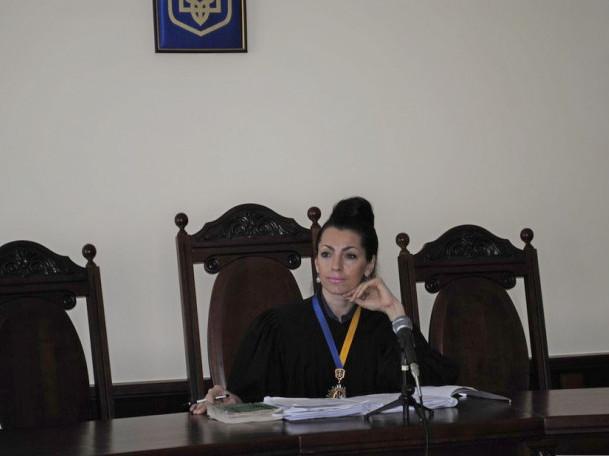 Скільки за рік заробила голова Шацького районного суду