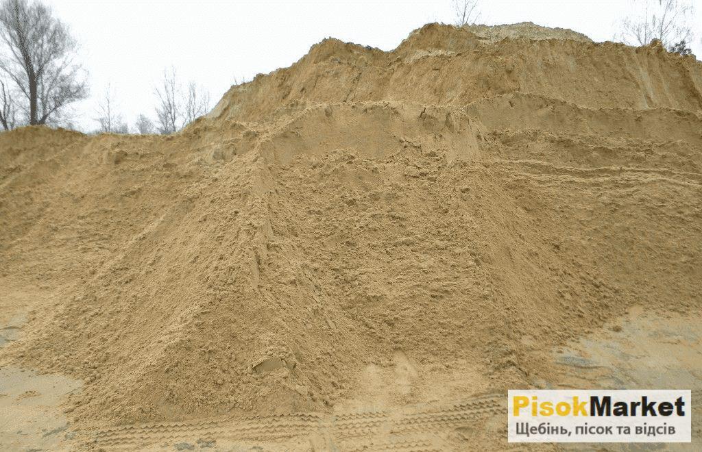 Купити щебінь та пісок у Луцьку: «PisokMarket» пропонує продаж та доставку*