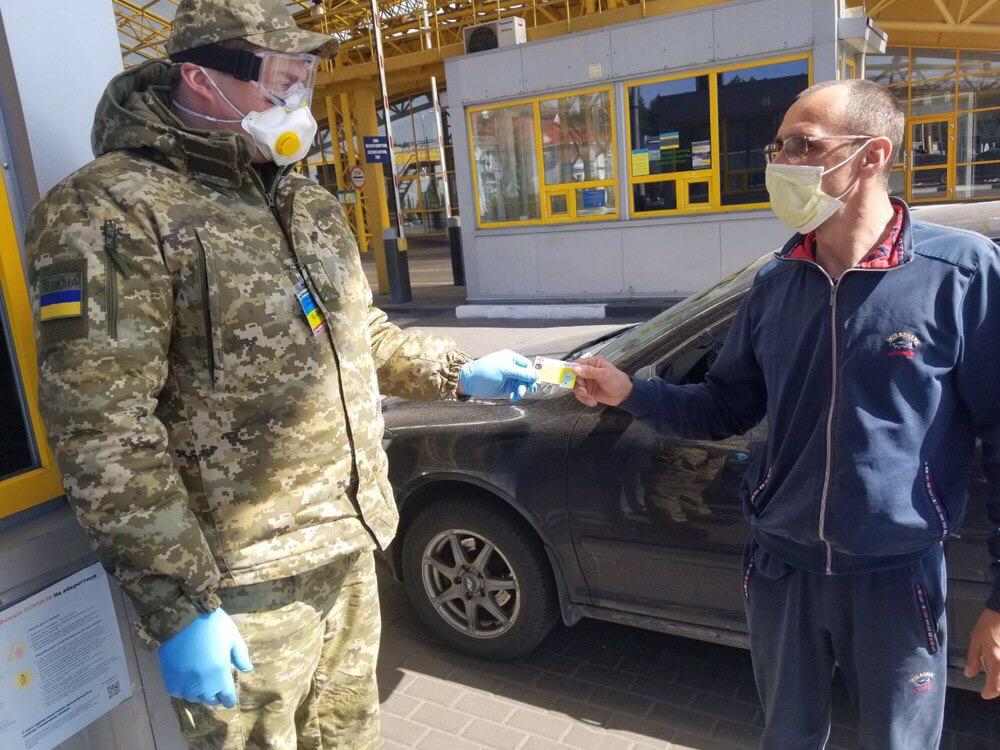Луцькі прикордонники пояснили, як діяти після перетину державного кордону