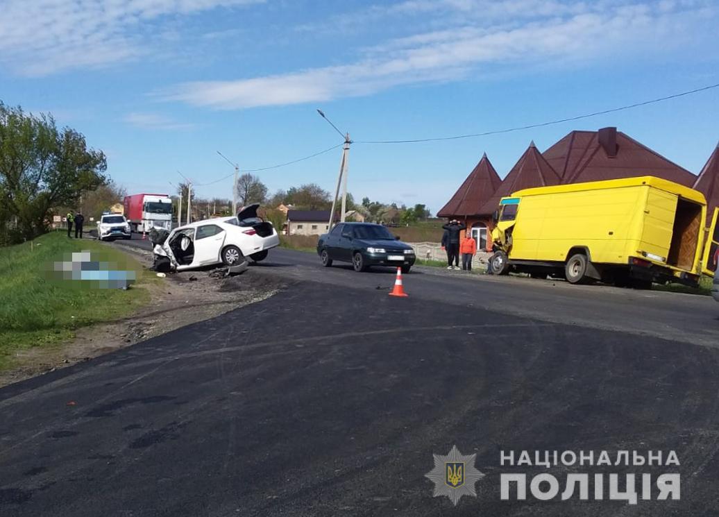 У ДТП поблизу Луцька загинув ковельчанин