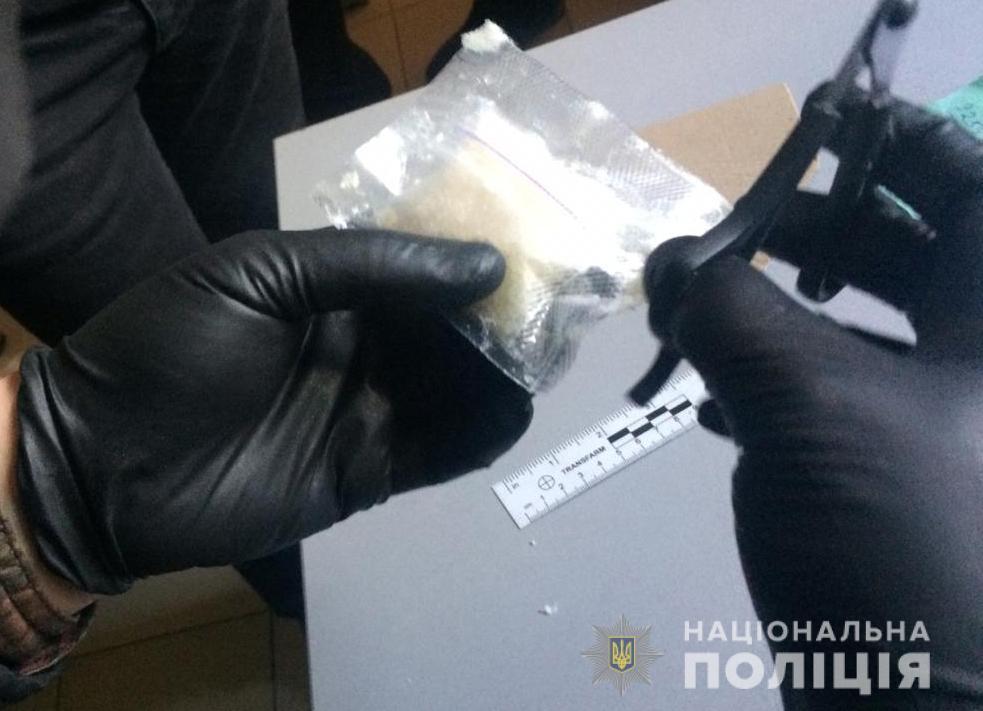 У жителів двох районів Волині правоохоронці вилучили наркотики